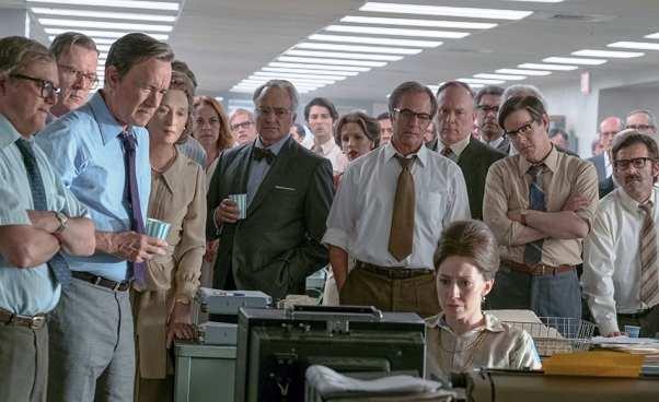 Recenzja dobrego filmu Czwarta władza dramat sensacyjny oamerykańskich dziennikarzach wojna wWietnamie Meryl Streep Tom Hanks