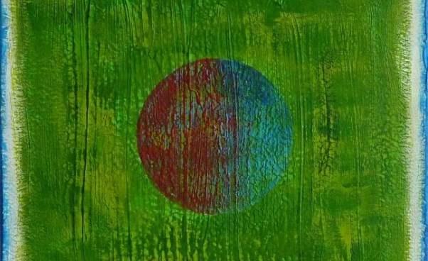 M. Lamoro | Nowoczesne malarstwo abstrakcyjne napłótnie. Galeria obrazów