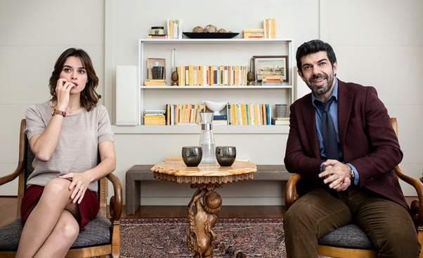 """""""Żona czymąż?"""" 2017 ciekawa włoska komedia okryzysie małżeńskim. Film obyczajowy zKasią Smutniak"""