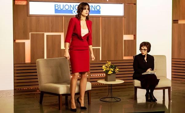 Ciekawa włoska komedia okryzysie małżeńskim Żona czymąż 2017 Film obyczajowy zKasią Smutniak Opinie
