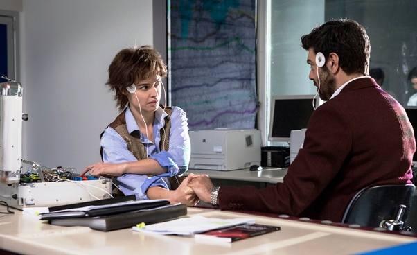 Film obyczajowy omałżeństwie zamienili się rolami śmieszna Komedia włoska Żona czymąż