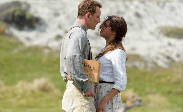 Alicia vikander the light between oceans