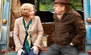 Do zakochania jeden krok brytyjski komediodramat romantyczny o miłości Recenzja opinie fabuła