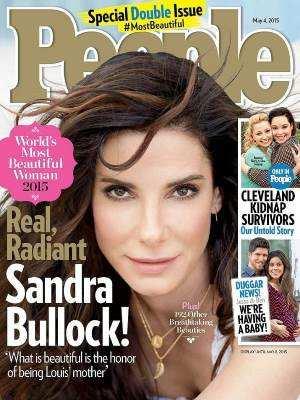 Ranking najpiękniejszej kobiety świata pełna lista chronologicznie People odpoczątku Sandra Bullock