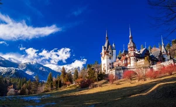 Wycieczki doRumunii atrakcyjne ceny Zabytki dozwiedzania Zamek Drakuli kurorty nawakacje
