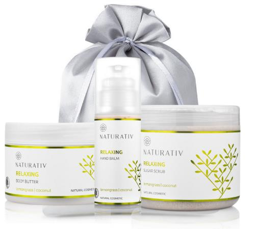 Kosmetyki naDzień Matki zestaw prezentowy kosmetyków naturalnych