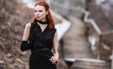 Randka w eleganckiej restauracji jak się ubrać Sukienki na randkę mała czarna
